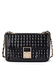 M&S Collection Quilted Clutch Bag