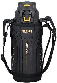 サーモス 真空断熱スポーツボトル 0.5L ブラック FFZ-500F BK