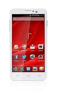 Prestigio MultiPhone 5300 DUO Dual SIM Free Smart Phone - White
