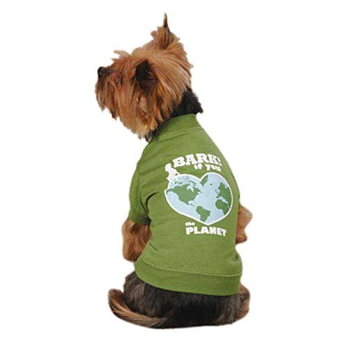 casual-canine-zm2992-24-43-bark-if-you-love-the-planet-tee-for-dogs-x-large-green-by-casual-canine