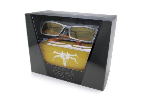 Luke Skywalker STAR WARS EYEWEAR (スター・ウォーズ アイウェア ルーク・スカイウォーカー)眼鏡/サングラス made in Japan (オレンジレンズ)