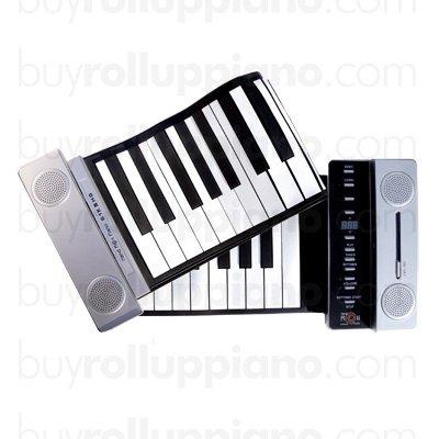 Hand Roll Piano Keyboard