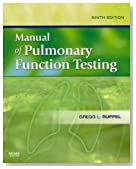 Manual of Pulmonary Function Testing, 9e (MANUAL OF PULMONARY FUNCTION TESTING ( RUPPEL))