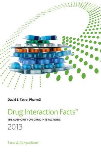 Drug Interaction Facts 2013: The Authority on Drug Interactions