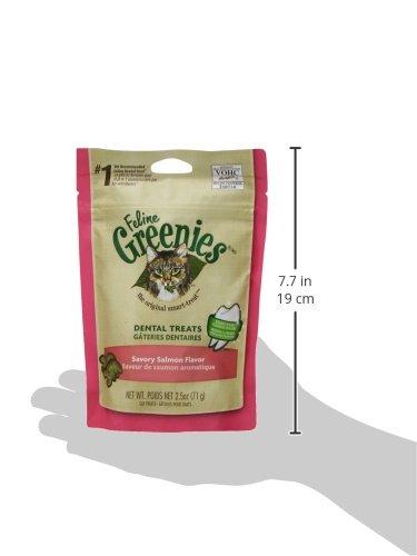 Greenies Grain Free Dental Treats For Cats