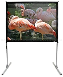 Elite Screens Q200H1 200-Inch Portable Projection Screen