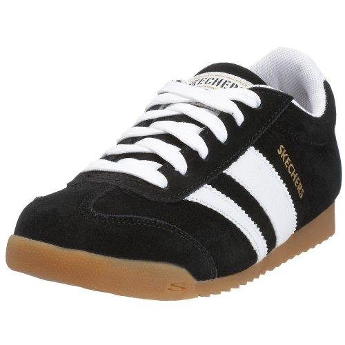 Skechers Zingers Relish 2 99944, Sneaker donna, Nero (Schwarz/BKW), 35