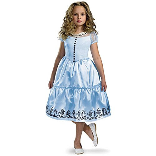 Disney Alice in Wonderland Classic Toddler Costume - 3T-4T