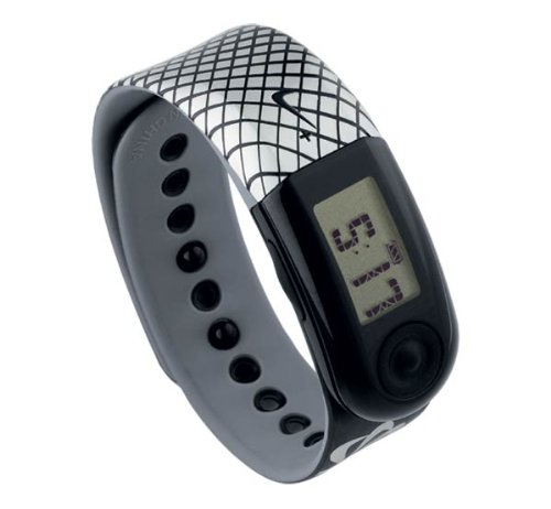 Nike+ SportBand (Black/Cool Grey/Silver)