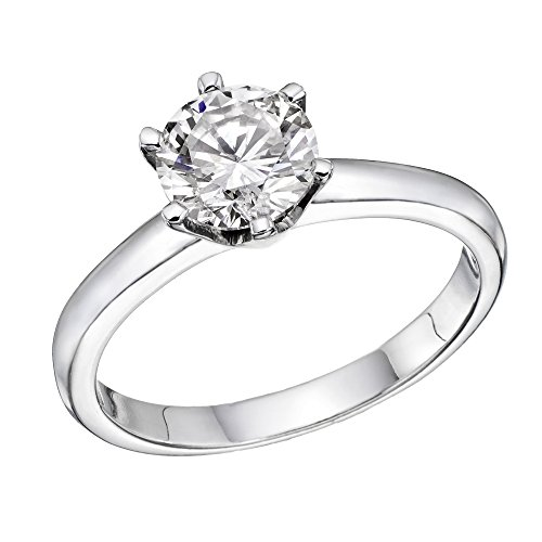12-ct-IGI-Certified-Diamond-Engagement-Ring-in-14K-White-Gold-12-ct-L-M-Color-SI1-SI2-Clarity-Size-55