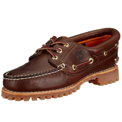Timberland Women's Heritage FTW Noreen 3 Eye Handsewn 51304 Loafers brown EU 38.5