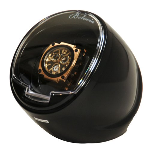 Belocia Black Automatic Watch Winder