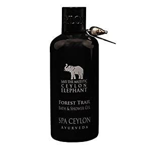 Spa Ceylon Luxury Ayurveda Forest Trail Bath & Shower gel, 300ml