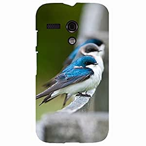 Back cover for Moto G (1st Gen) Sparrow Lineup