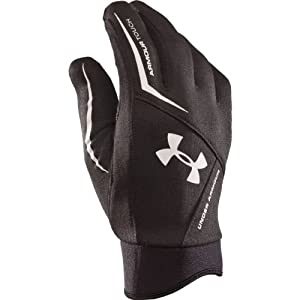 Under Armour ColdGear® Tech Glove Womens Size Black