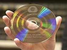 Systor una sola escritura y lectura para siempre M-DISC medios grabables DVD + R 15pc per Pack