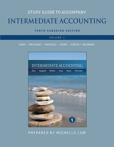 Intermediate Accounting Study Guide | eBay