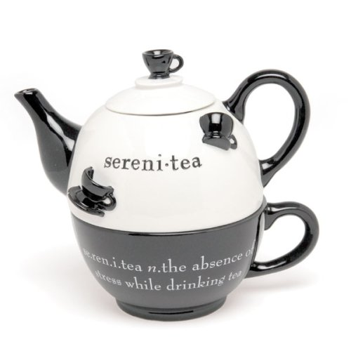 Buy Tea Talk Sereni-Tea Tea for One Set
