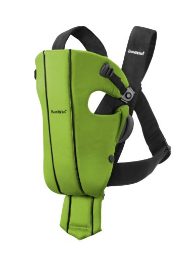 BABYBJRN Baby Carrier Original - Green, Spirit