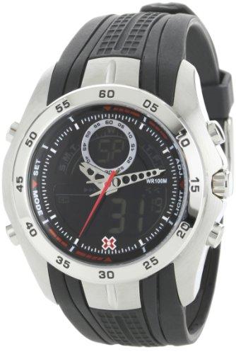 X Games Men's 75512 Analog-Digital Chrono-Alarm Countdown Timer Sport Watch
