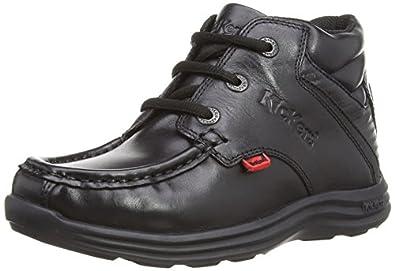 Kickers Boys Reasan J Boots 112824 Black 1 UK, 33 EU