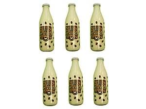 Milchflasche, 20,5 cm, 6 Stck.
