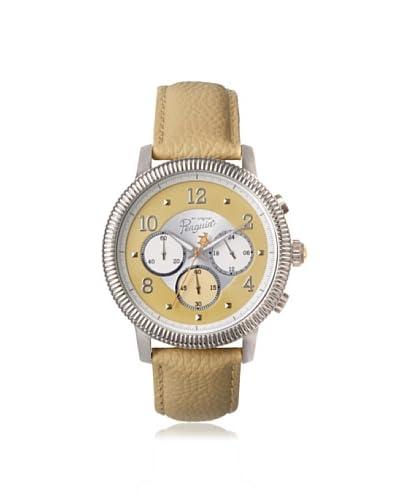 Original Penguin Men's 1008 SL Dino Beige Stainless Steel Watch