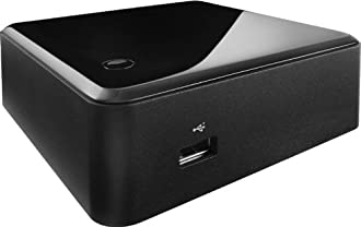 Intel NUC(Next Unit of Computing) Kit QS77 Expressチップセット Intel Core i3-3217U搭載マザーボード(D33217GKE)キット BOXDC3217IYE