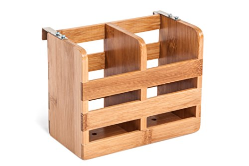 bamboo-flatware-organizer-and-holder-with-metal-clips-by-trademark-innovations