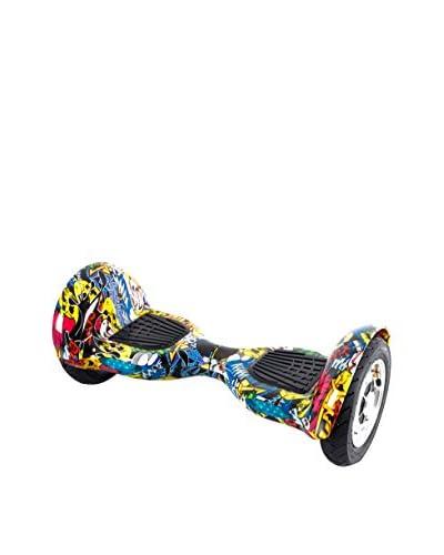 Sliderway Skateboard Elettrico Hoverboard S10 Multicolore