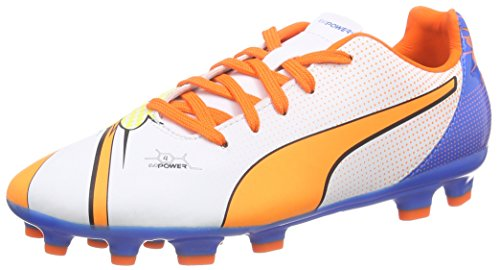 Puma evoPOWER 4.2 POP AG Unisex-Kinder Fußballschuhe