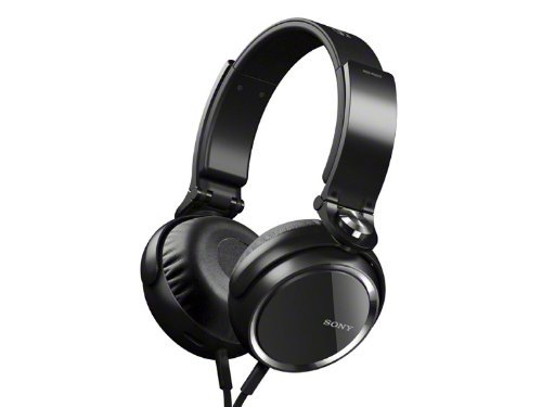 Amazon.co.jp: SONY ステレオヘッドホン ブラック MDR-XB600/B: 家電・カメラ
