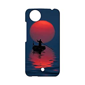 G-STAR Designer Printed Back case cover for Micromax A1 (AQ4502) - G0981