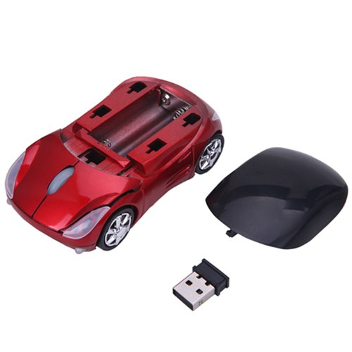 How To Set Up The Race Car Usb Mouse