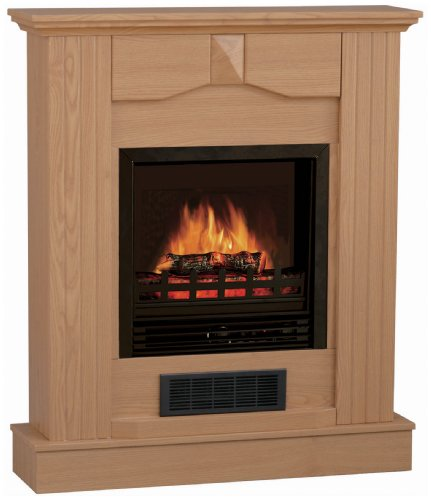 Electric Fireplace - 1500 Watts, 5115 BTU, Model# S-QCM-870S photo B0036UVGX6.jpg