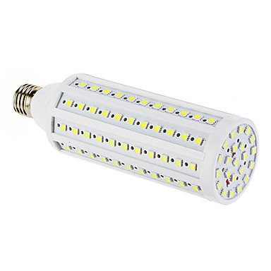 Luo E27 20W 132X5050Smd 2000Lm 6000K Cool White Light Led Corn Bulb (220-240V)