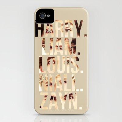 Society6/ソサエティシックス iphone4/4Sケース 1D ワンダイレクション One Direction