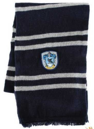 Harry Potter Badge Ravenclaw Sorting House Scarf Cosplay Costume