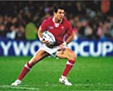 Mike Philips Neath Swansea Ospreys & Wales Welsh Rugby Union Legend 10x8 Photograph Picture