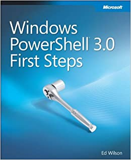 windows powershell step by step pdf