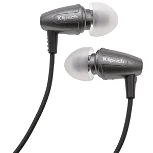 Klipsch Image S3 In-Ear Headphones - Grey