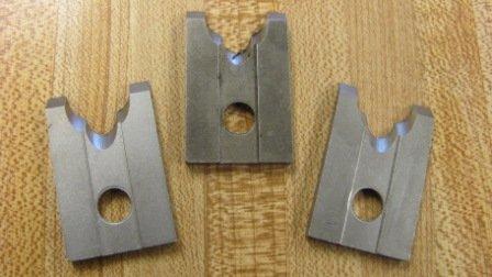 Corob Molding Knife: #14 Clover Leaf