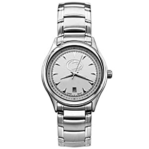 NSNSW22495Q-Classic Stainless Mens Penn State University Watch by NCAA Officially Licensed