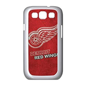 Samsung Galaxy S3 i9300 Case with HD NHL Detroit Red Wings
