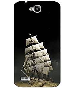 WEB9T9 huawei honor holly Back Cover Designer Hard Case Printed Cover