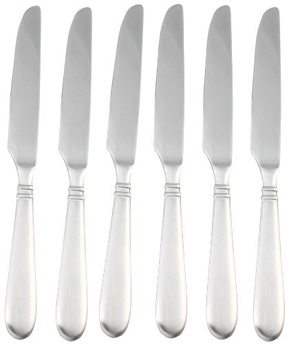 Hampton Forge Silversmiths Concierto 6-Piece Knives, 174B6Dkpo