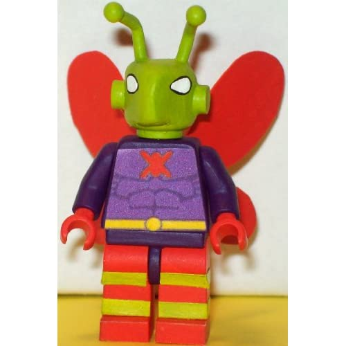 Amazon.com: Custom Lego Batman Enemy Killer Moth Minifig Figure Arkham