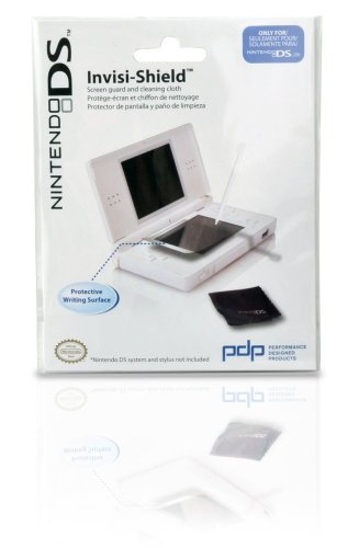 Nintendo DS Lite - Nintendo DS Lite Licensed Screen Protector, Nintendo DS