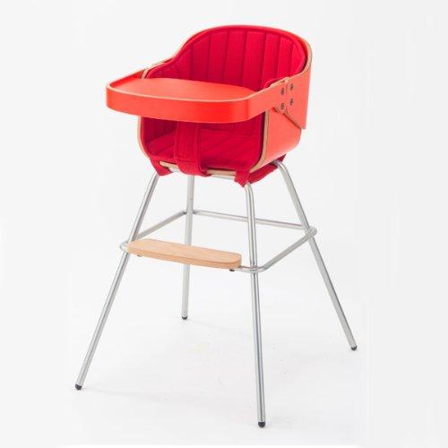 カトージ 3 in 1 chair COZY(コージー) レッド・レッド