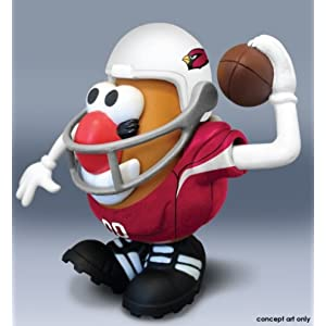NFL Arizona Cardinals Mr. Potato Head